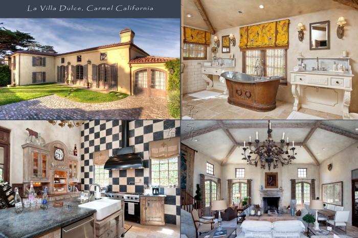 La Villa Dulce, Carmel, California
